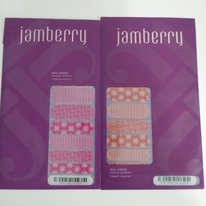 Jamberry Lead & Senior Lead Consultant Nail Wraps